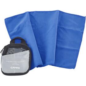 CAMPZ Serviette en microfibre S, blue